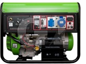 Газовый генератор Green Power CC6000-NG/LPG (5.2 кВт)