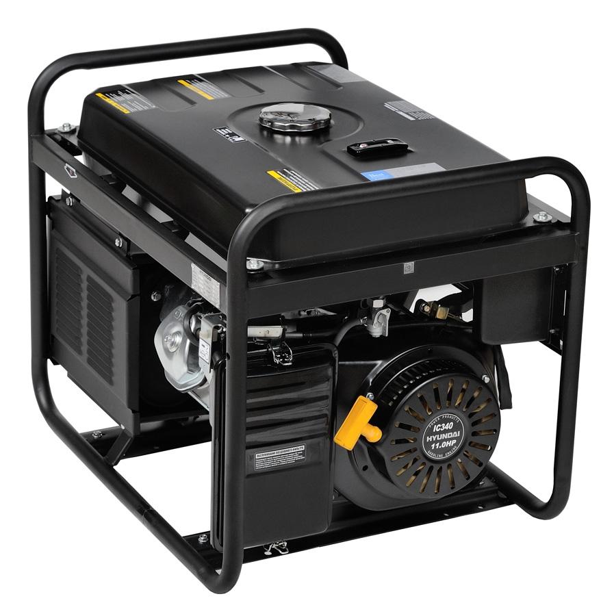 Инверторный генератор калибр